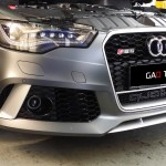 Audi RS6 Stage 2 tuning and development