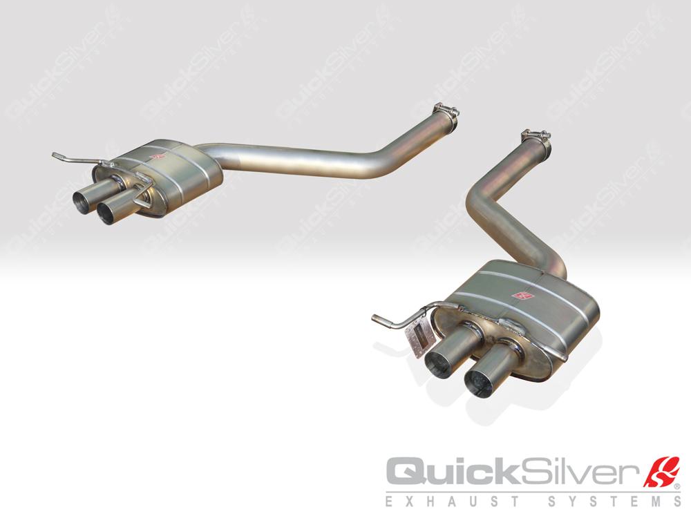QuickSilver Titanium Exhaust